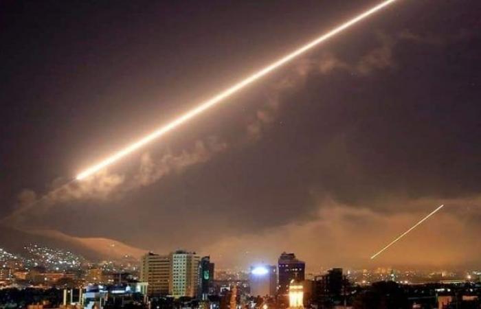 سوريا   روسيا تكشف حصيلة القصف الإسرائيلي الذي طال سوريا