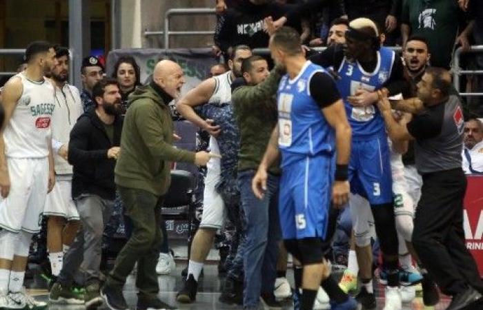 رئيس اتحاد كرة السلة يقاضي المشاغبين ويتعهد حماية اللعبة وجمهورها