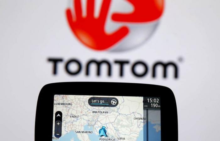 توم توم TomTom تنافس جوجل في الخرائط والملاحة