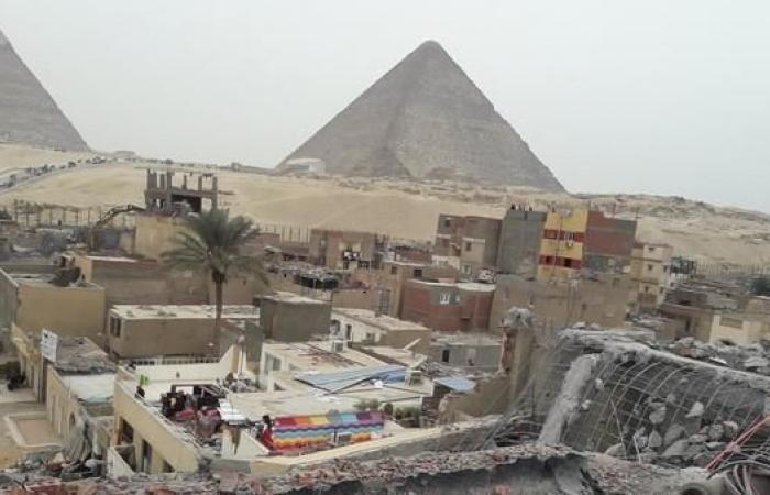 مصر | قصة نزاع على حرم أثري لأهرامات مصر
