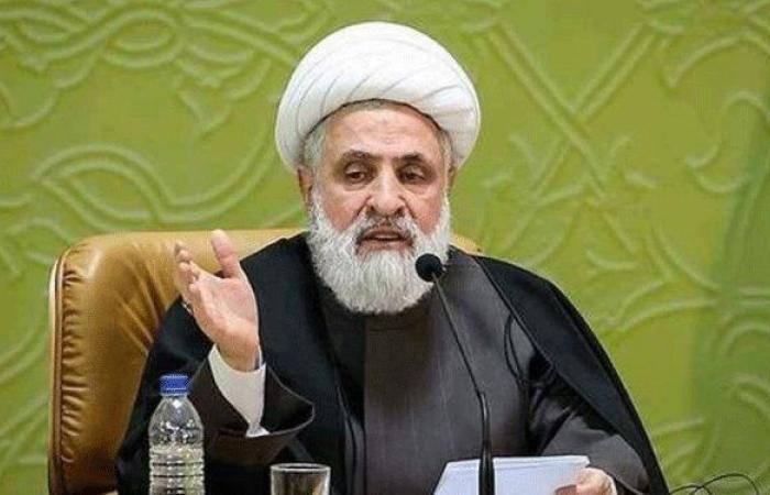 """قاسم: """"حزب الله"""" لا يطرح تعديل أو تغيير اتفاق الطائف"""