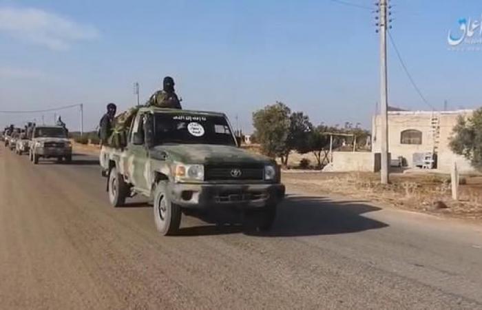 سوريا | داعش محاصر في واحد في المئة من مساحة خلافته المزعومة