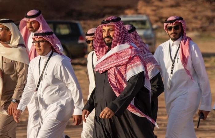 الخليح   الأمير محمد بن سلمان يدشن مشاريع سياحية ضخمة في العلا