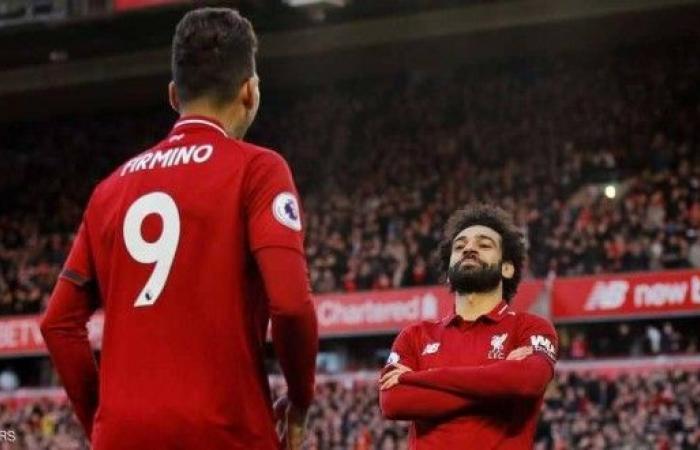 ليفربول يستعيد صدارة الدوري الإنكليزي .. ومانشستر يونايتد رابعا