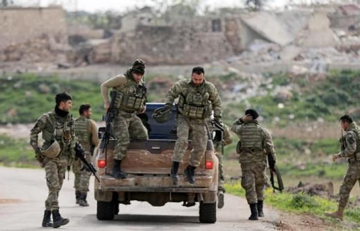 سوريا   مقتل جندي بعملية ضد الجيش التركي في عفرين