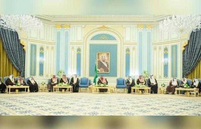 الخليح   الملك سلمان يشيد بجهود الرقابة ومكافحة الفساد