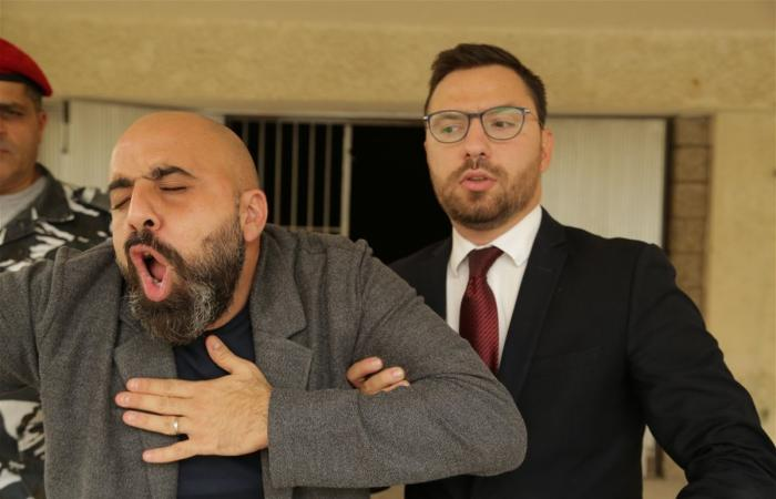 هشام حدّاد أنهى تصوير 'لهون وحبس'! (صور)