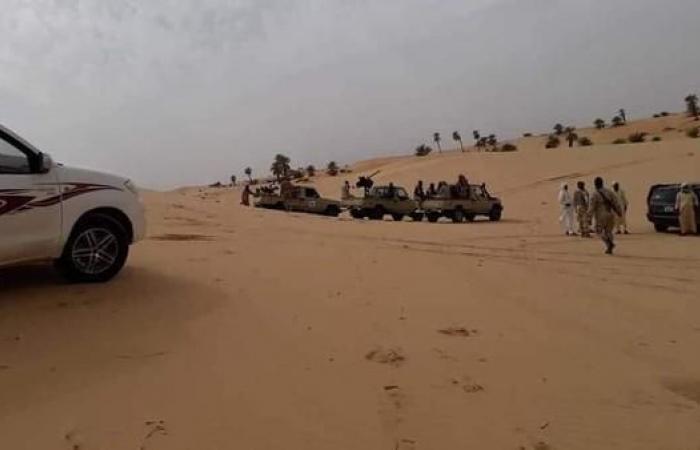 السراج وحفتر يحشدان عسكرياً للسيطرة على الجنوب الليبي