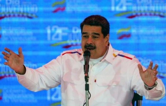 واشنطن تفرض عقوبات على خمس شخصيات مقربة من مادورو