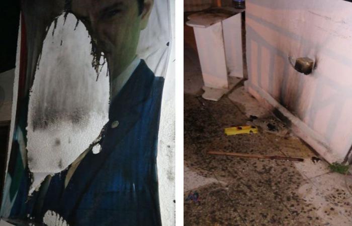 هذا ما حصل ليل الخميس في قسم مار شربل الكتائبي! (بالصور)