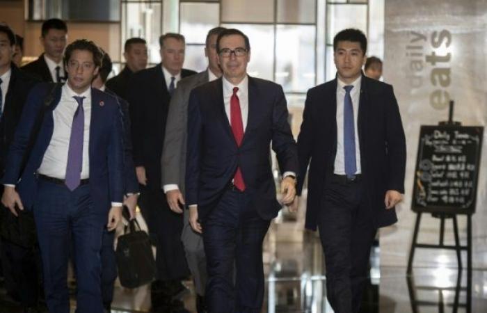 وزير الخزانة الأميركي يصف المحادثات التجارية في الصين بالمثمرة