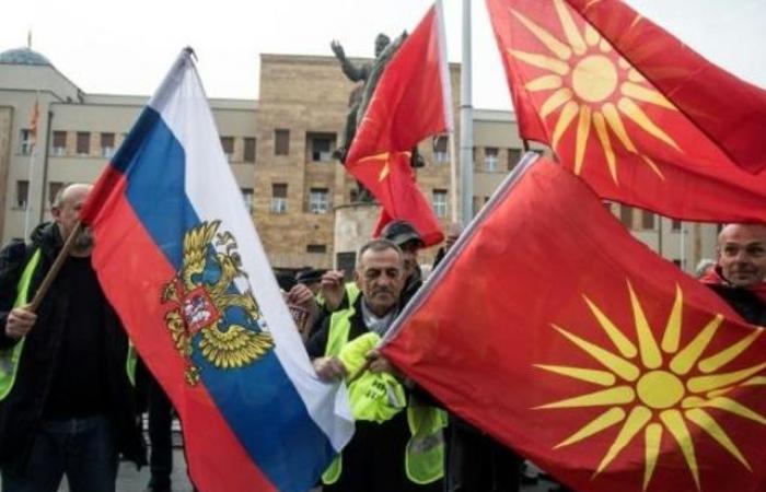 """مقدونيا الشمالية تعلن إحباط عمل """"إرهابي"""""""