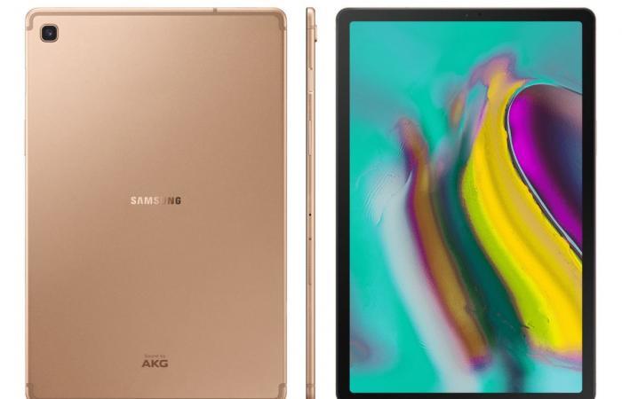 سامسونج تكشف عن حاسبها اللوحي Galaxy Tab S5e بسماكة 5.5…