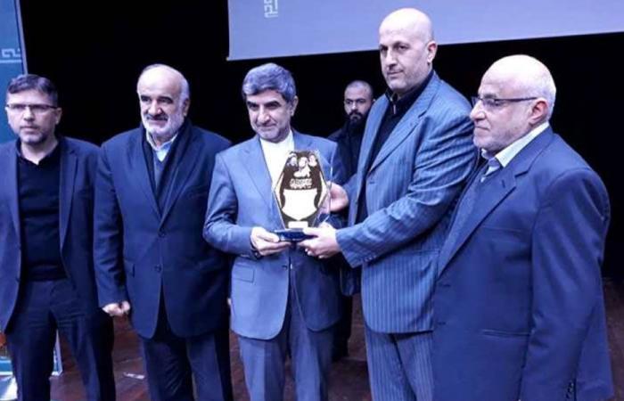 السفير الايراني: نأمل أن يتعزز التعاون الرسمي مع الحكومة اللبنانية