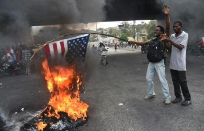 إجلاء أكثر من مئة سائح كندي من هايتي الغارقة في تظاهرات عنيفة