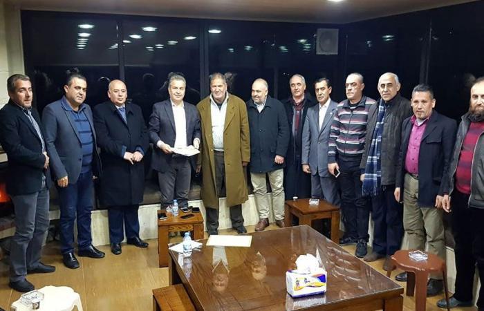 درغام: للاستفادة من التوافق بين عون والحريري