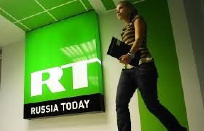 تلفزيون آر.تي الروسي يحتج على حجب فايسبوك صفحاته