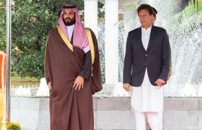 الخليح | تأكيد سعودي باكستاني على حق الفلسطينيين بدولة مستقلة