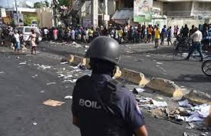 """السلطات الهايتية توقف أجانب مسلحين وتتهمهم بتشكيل """"عصابة أشرار"""""""