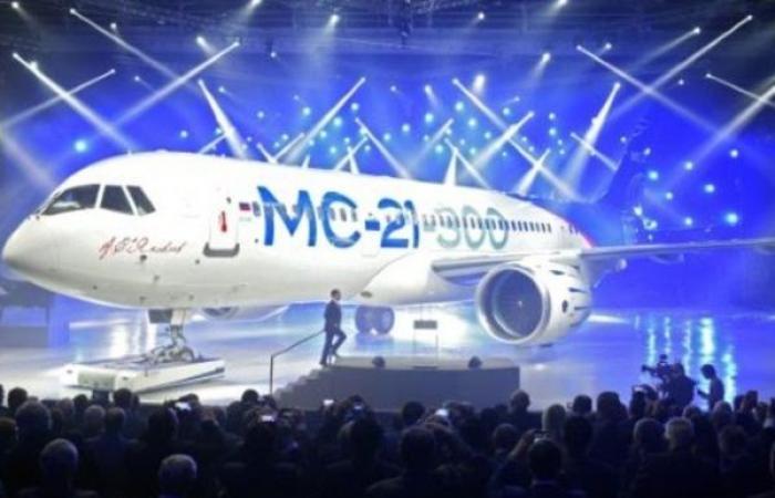 العقوبات الأميركية تؤخر إطلاق طائرة ام-سي 21 الروسية