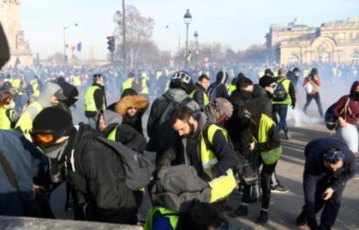 فرنسا مستنفرة ضد معاداة السامية بدعوة من الاحزاب