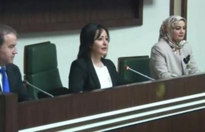 العراق | أول امرأة على رأس برلمان كردستان العراق.. مؤقتاً