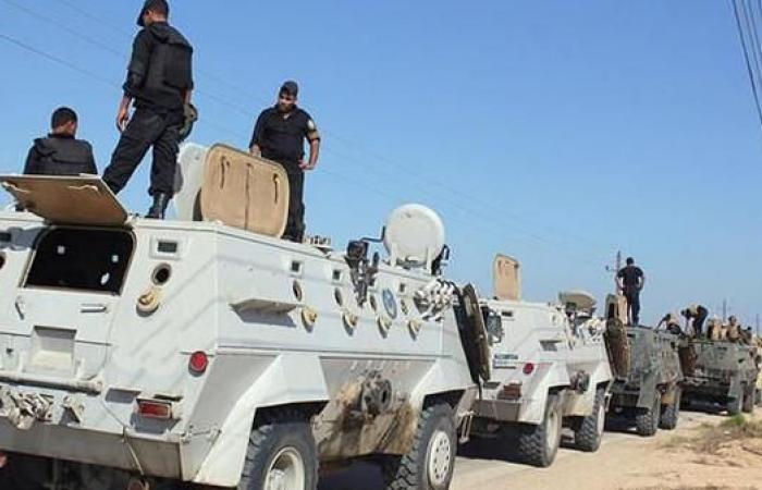 مصر | مقتل 16 إرهابيا في اشتباكات مع الشرطة بالعريش
