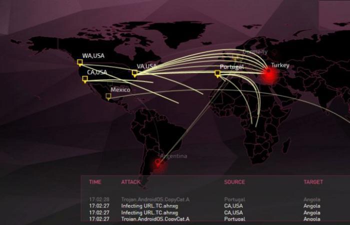 أبرز 7 دول تمتلك أقوى تدابير للأمن الإلكتروني