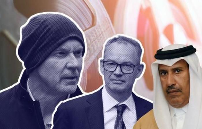 الخليح | تهمة جديدة لحمد بن جاسم بلائحة ادعاء قضية رشوة باركليز