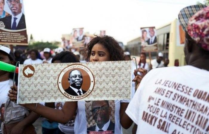 حملة الانتخابات الرئاسية تختتم الجمعة في السنغال