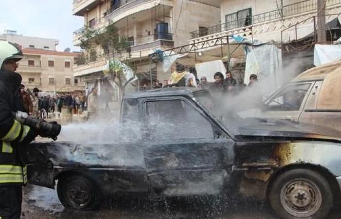 سوريا | سوريا.. مقتل 25 بينهم 4 جنود أتراك بتفجير في عفرين