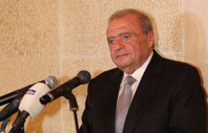 هنري صفير: كل استدانة انتقاص من السيادة اللبنانية