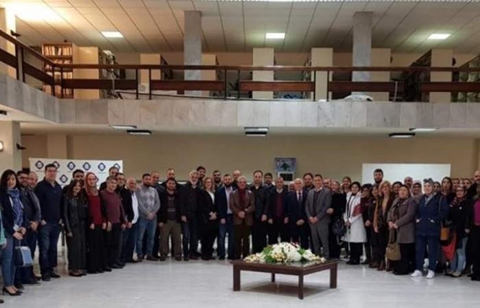 متعاقدو اللبنانية في الشمال: إقرار ملف التفرغ من الأولويات