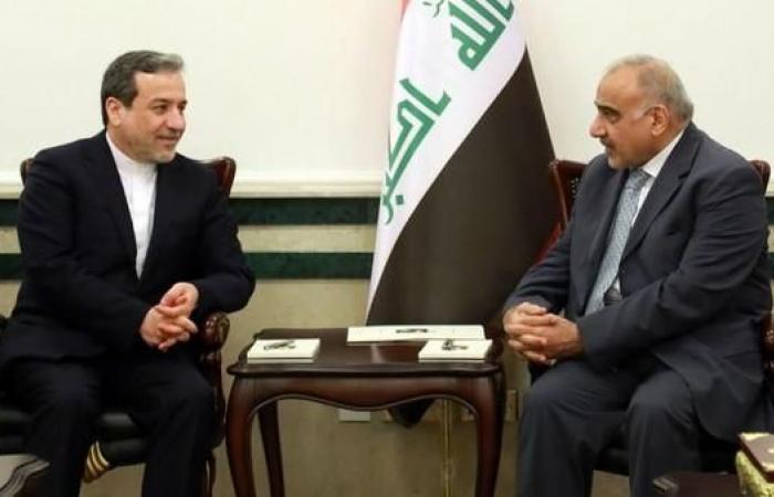 العراق | مسؤول إيراني ببغداد لبحث إقامة منطقة تجارية بين البلدين