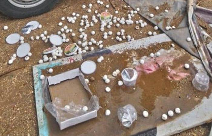 بلدية طرابلس صادرت لحومًا وأجبانًا منتهية الصلاحية