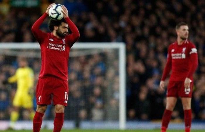 ليفربول يتنازل عن صدراته بالتعادل في ديربي الميرسيسايد