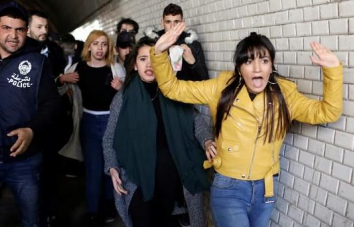 الجزائر.. تجدد التظاهرات الطلابية ودعوة لعصيان مدني