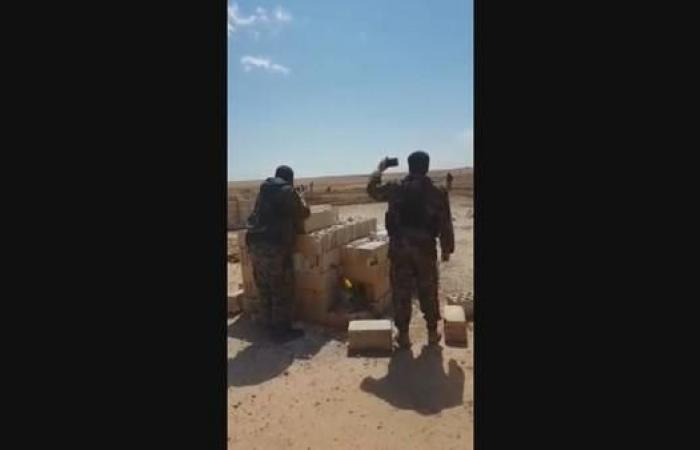 """سوريا   شاهد الدواعش """"يتحايلون"""" قبل تفجير أنفسهم!"""