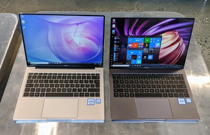المقارنة الشاملة بين حاسبي هواوي MateBook 14 و X Pro