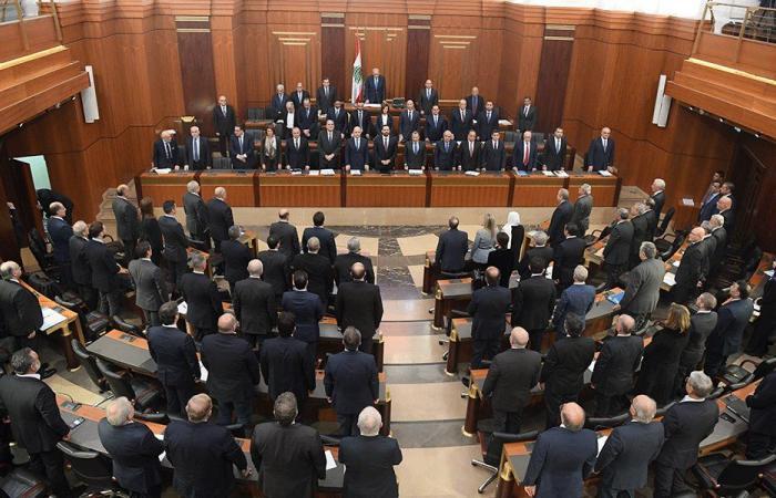36 بندا على جدول أعمال مجلس النواب