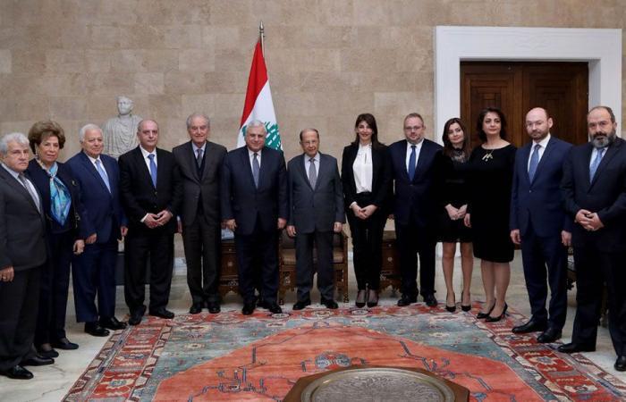 عون: لا حصانة لأحد في المعركة ضد الفساد
