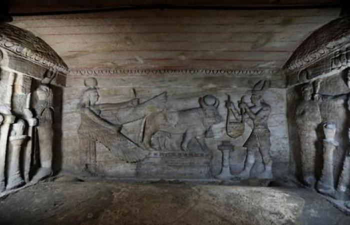 مصر   مصر ترمم مواقعها الأثرية في تحد كبير أمام وزارة الآثار