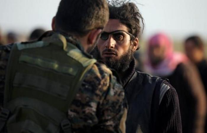 سوريا   معركة الباغوز.. استسلام 150 داعشيا شرق سوريا
