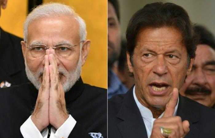 رئيسا حكومتي الهند وباكستان يخرجان رابحين من الأزمة