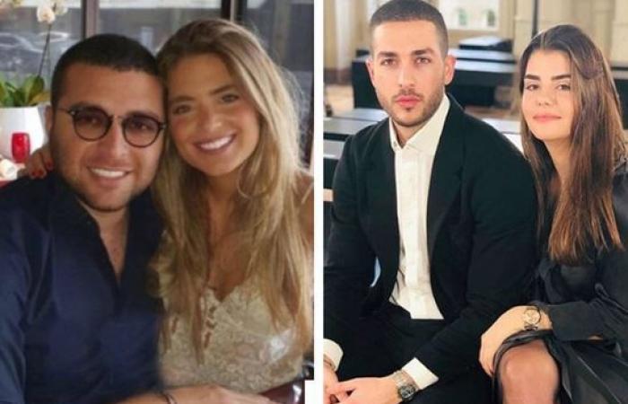 نجل ايلي صعب برفقة فتاة في باريس.. هل هي أجمل من عروس أخيه؟ (صور)
