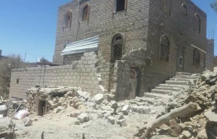 اليمن | اليمن.. مقتل وجرح 9 من أسرة واحدة بقصف حوثي