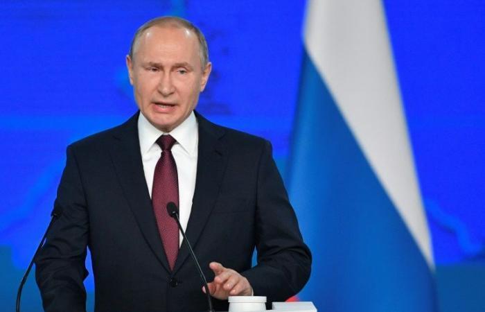 بوتين يعلّق رسمياً المشاركة في معاهدة الصواريخ النووية المتوسطة المدى
