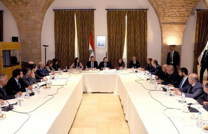 الحريري: لتطوير وتقوية العلاقات بين لبنان والمملكة