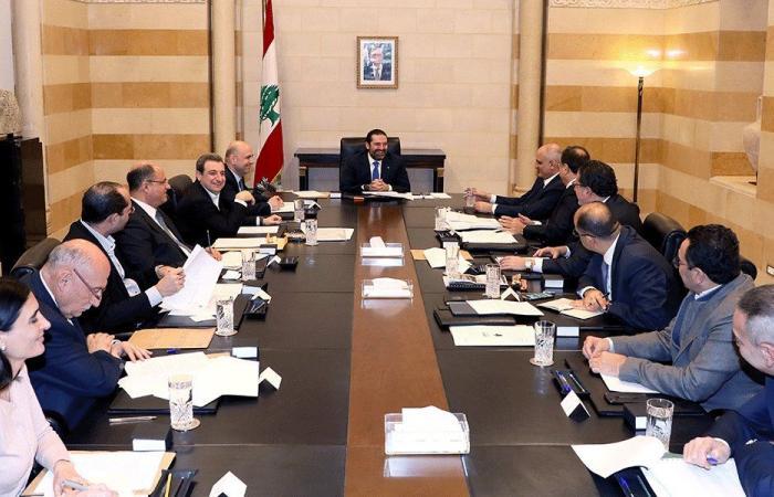 اللجنة الوزارية الاقتصادية بحثت في حماية الصناعات الوطنية