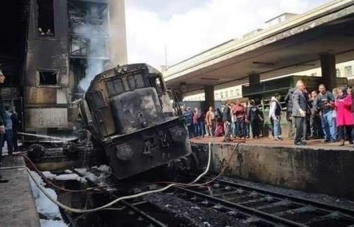 مصر | قطار الموت المصري.. النائب العام: لا عبوات مفرقعة
